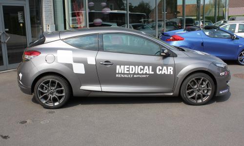 Megane RS MEDICAL CAR - Garage Goethals Wingene