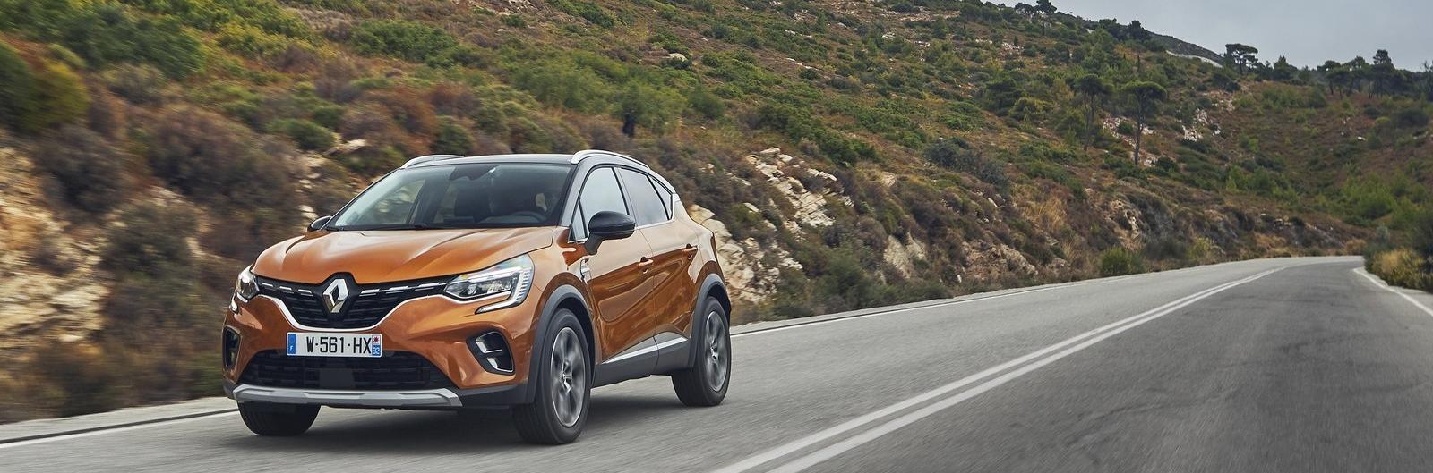 Renault Capture - garage goethals - wingene