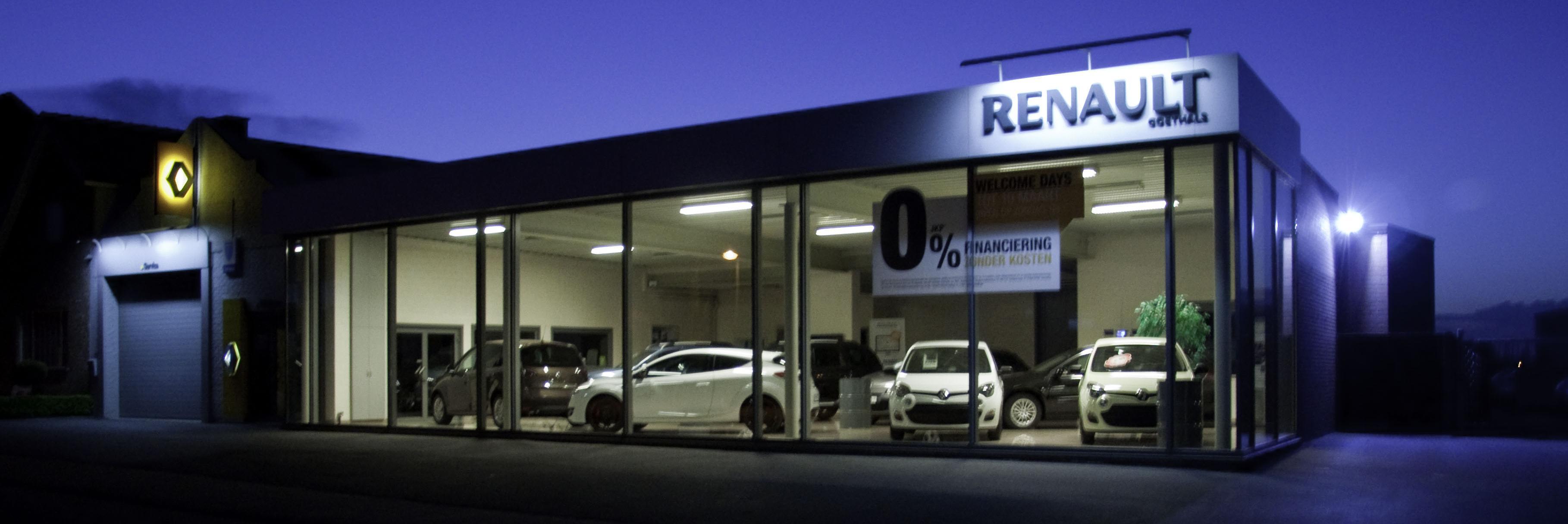 Renault - garage goethals - wingene